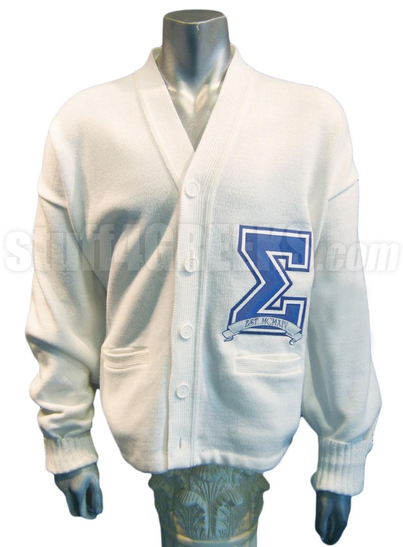 Varsity Letter Sweater