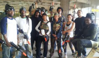 paintball after